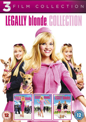 Legally Blonde/Legally Blonde 2/Legally Blondes (2009) (Retail / Rental)