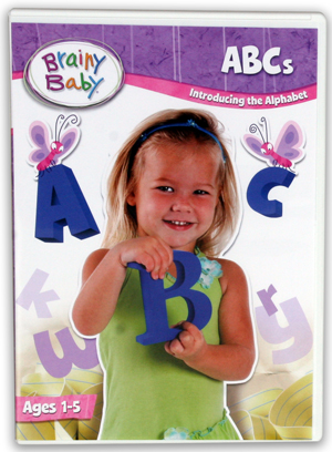 Brainy Baby: ABCs - Introducing the Alphabet (2011) (Retail / Rental)