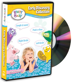 Brainy Baby: Early Discovery Collection (2011) (Box Set) (Retail Only)