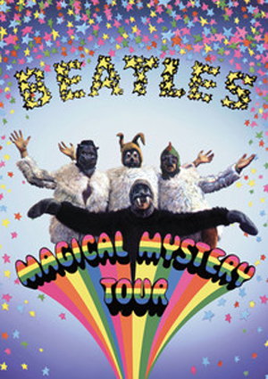 The Beatles: Magical Mystery Tour (1967) (Retail / Rental)