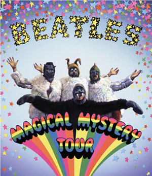 The Beatles: Magical Mystery Tour (1967) (Blu-ray) (With DVD (Limited Edition) - Double Play) (Retail Only)