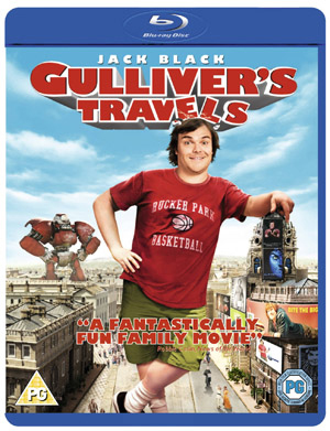 Gulliver's Travels (2010) (Blu-ray) (Retail Only)