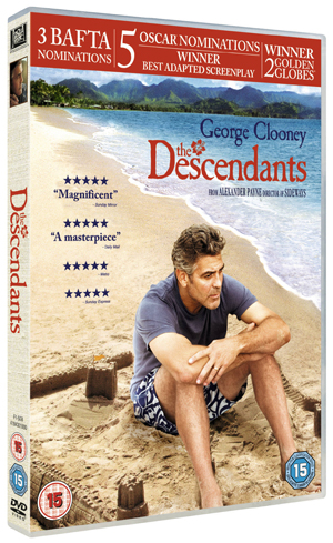 The Descendants (2011) (Retail Only)