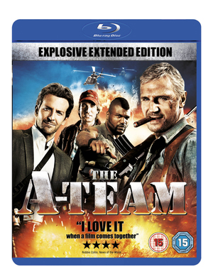 The A-Team (2010) (Blu-ray) (Retail Only)