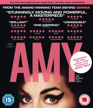 Amy (2015) (Blu-ray) (Retail / Rental)