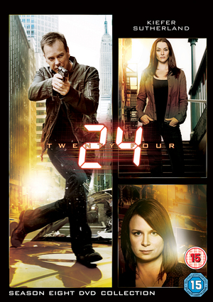 24: Season 8 - The Final Season (2010) (Retail / Rental)