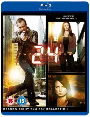 24: Season 8 - The Final Season (2010) (Blu-ray) (Retail / Rental)