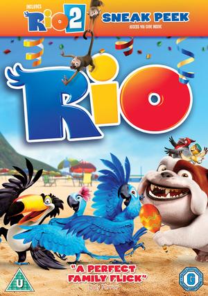 Rio (2011) (Retail Only)