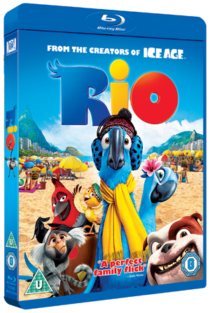 Rio (2011) (Blu-ray) (Retail Only)