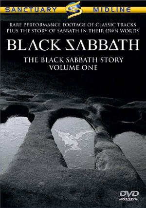 Black Sabbath: The Black Sabbath Story - Volume 1 - 1970-1978 (1991) (Retail / Rental)