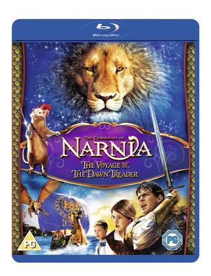 The Chronicles of Narnia: The Voyage of the Dawn Treader (2010) (Blu-ray) (Retail Only)