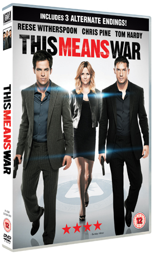 This Means War (2011) (Retail Only)