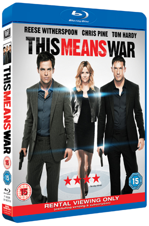 This Means War (2011) (Blu-ray) (Rental)