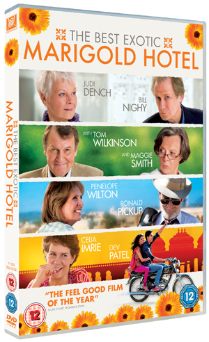 The Best Exotic Marigold Hotel (2011) (Retail Only)