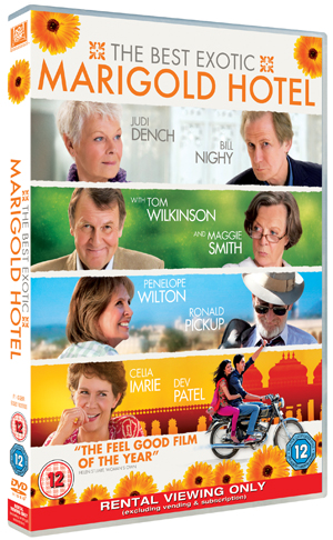 The Best Exotic Marigold Hotel (2011) (Deleted)