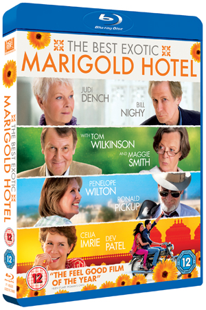 The Best Exotic Marigold Hotel (2011) (Blu-ray) (Retail Only)