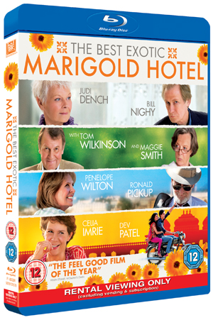 The Best Exotic Marigold Hotel (2011) (Blu-ray) (Rental)