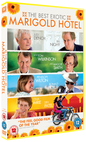 The Best Exotic Marigold Hotel (2011) (with Digital Copy - Double Play) (Deleted)