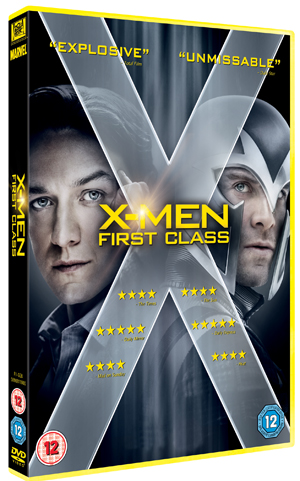 X-Men: First Class (2011) (with Digital Copy - Double Play) (Retail Only)