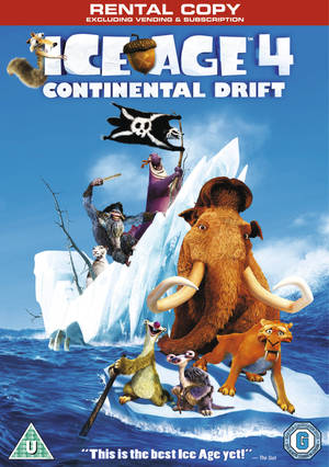 Ice Age 4 - Continental Drift (2012) (Rental)