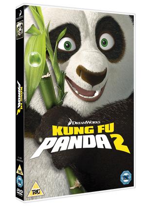 Kung Fu Panda 2 (2011) (Retail Only)
