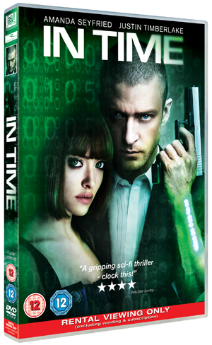 In Time (2011) (Rental)