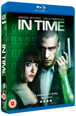 In Time (2011) (Blu-ray) (Retail Only)