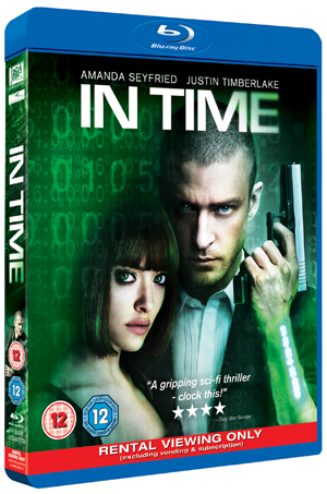 In Time (2011) (Blu-ray) (Rental)