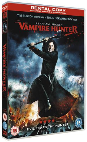 Abraham Lincoln - Vampire Hunter (2012) (Deleted)