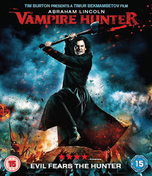 Abraham Lincoln - Vampire Hunter (2012) (Blu-ray) (Retail Only)