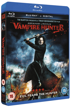 Abraham Lincoln - Vampire Hunter (2012) (Blu-ray) (with UltraViolet Copy) (Retail Only)