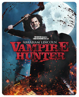 Abraham Lincoln - Vampire Hunter (2012) (Blu-ray) (Limited Edition Steelbook) (Retail Only)