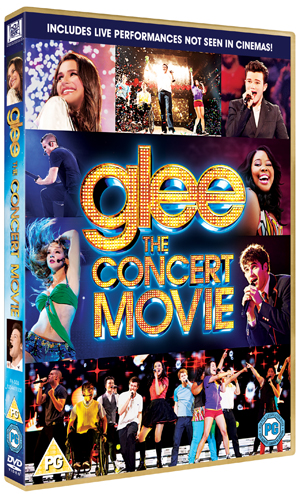 Glee: The Concert Movie (2011) (with Digital Copy - Double Play) (Retail Only)