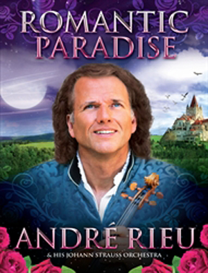 Andre Rieu: Romantic Paradise (2003) (Retail / Rental)