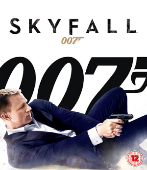 Skyfall (2012) (Blu-ray) (Retail Only)