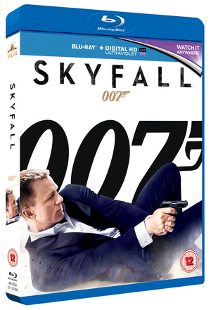 Skyfall (2012) (Blu-ray) (with Digital HD UltraViolet Copy) (Retail Only)