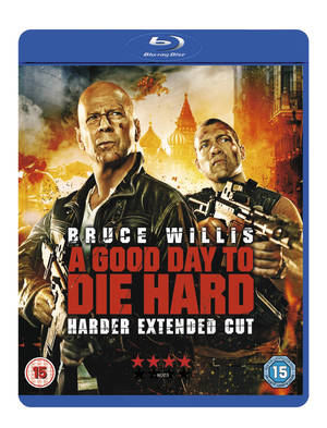 A Good Day to Die Hard (2013) (Blu-ray) (Retail Only)
