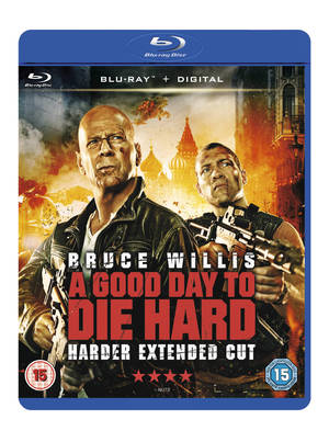 A Good Day to Die Hard (2013) (Blu-ray) (with UltraViolet Copy) (Retail Only)