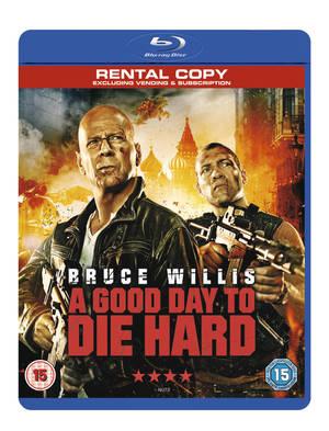 A Good Day to Die Hard (2013) (Blu-ray) (Rental)