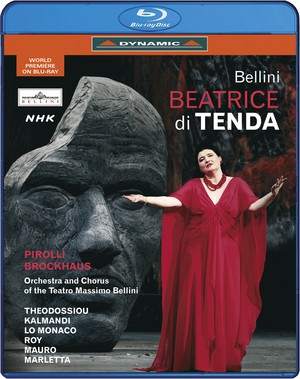 Beatrice Di Tenda: Teatro Massimo Bellini (Pirolli) (2010) (Blu-ray) (Retail / Rental)