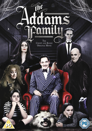 The Addams Family (1991) (Retail / Rental)