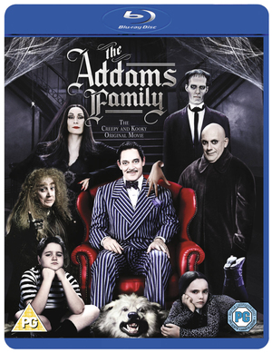 The Addams Family (1991) (Blu-ray) (Retail / Rental)