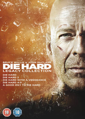 Die Hard: 1-5 Legacy Collection (2013) (Box Set) (Retail Only)