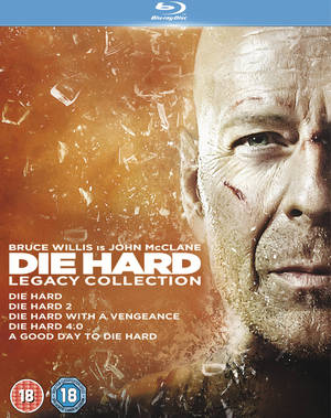 Die Hard: 1-5 Legacy Collection (2013) (Blu-ray) (Box Set) (Deleted)