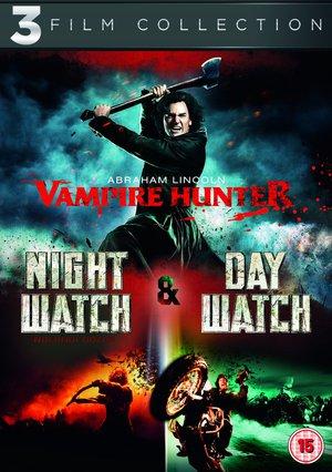 Abraham Lincoln - Vampire Hunter/Night Watch/Day Watch (2012) (Box Set) (Retail Only)