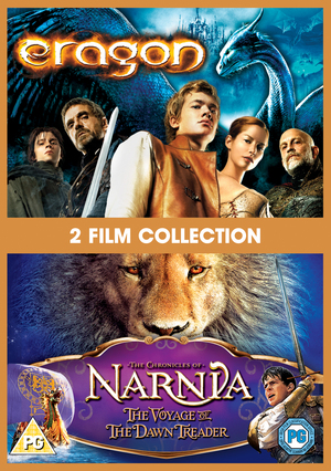 The Chronicles of Narnia: The Voyage of the Dawn Treader/Eragon (2010) (Retail Only)