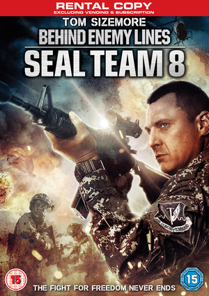 Behind Enemy Lines 4 - SEAL Team Eight (2014) (Rental)