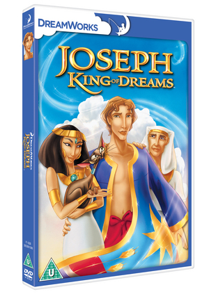 Joseph: King of Dreams (2000) (Retail / Rental)
