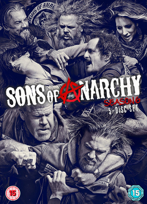 Sons of Anarchy: Complete Season 6 (2013) (Retail / Rental)