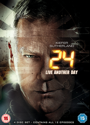 24: Live Another Day (2014) (Retail / Rental)